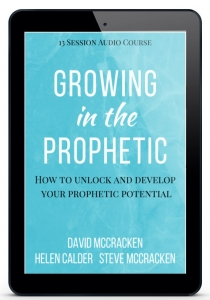 Growing in the prophetic course available for download