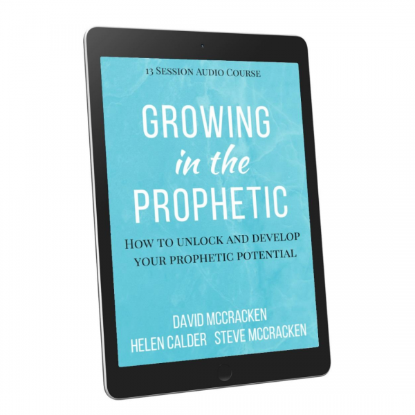 Growing In The Prophetic Course